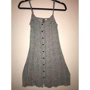 Button up dress 🖤